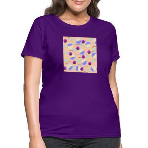 lovely cosmos - Women's T-Shirt