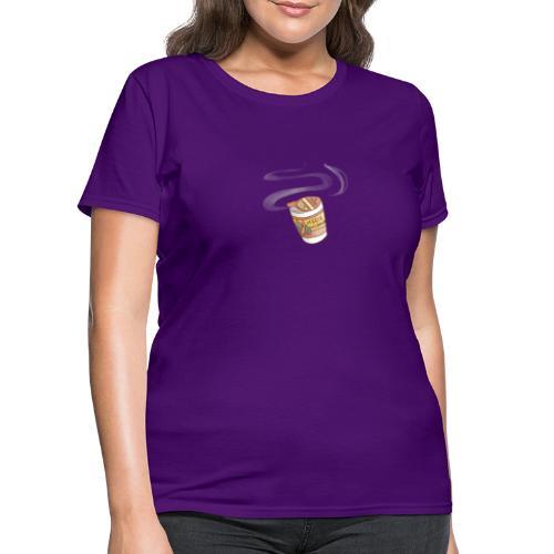 Cup Noodle - Women's T-Shirt