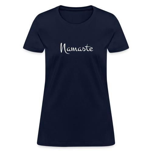 Namaste Design - Women's T-Shirt