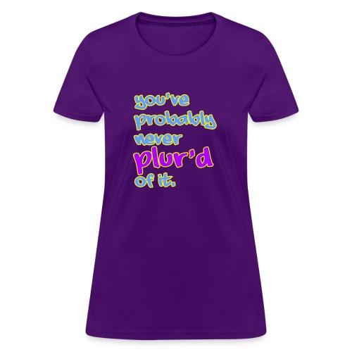 Hipster Techno - Women's T-Shirt