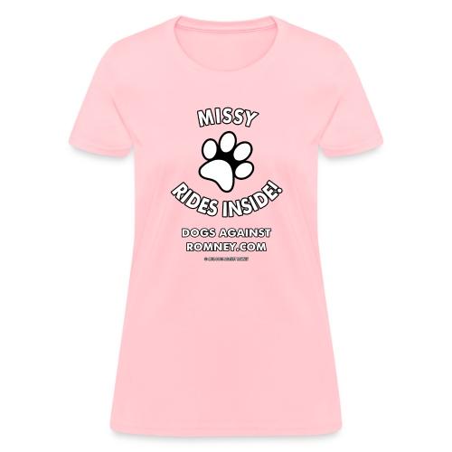 missy w - Women's T-Shirt
