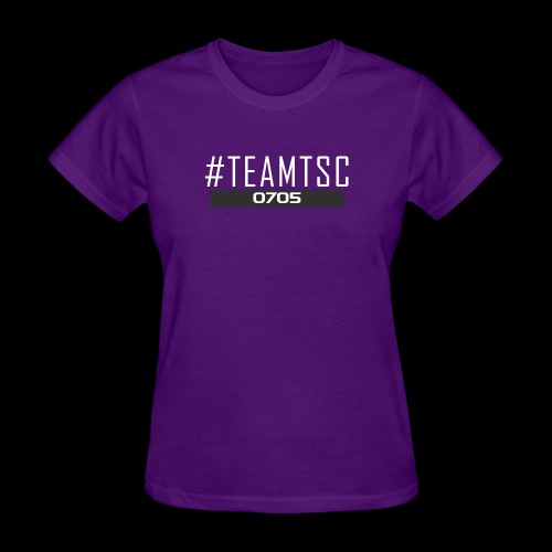 TeamTSC 01b - Women's T-Shirt
