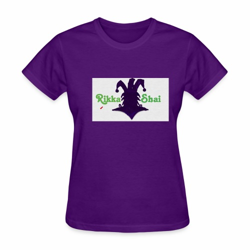 Rikka Shai Electric Logo - Women's T-Shirt