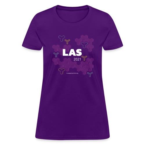 LAS 2021 Multi-Color - Women's T-Shirt
