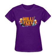 wi logo - Women's T-Shirt