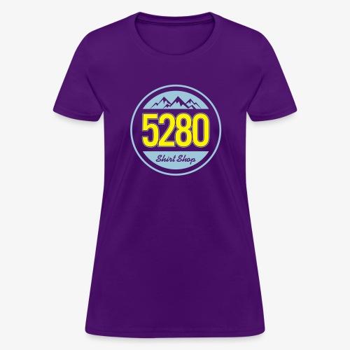 5280 Shirt Shop 10x10 - Women's T-Shirt