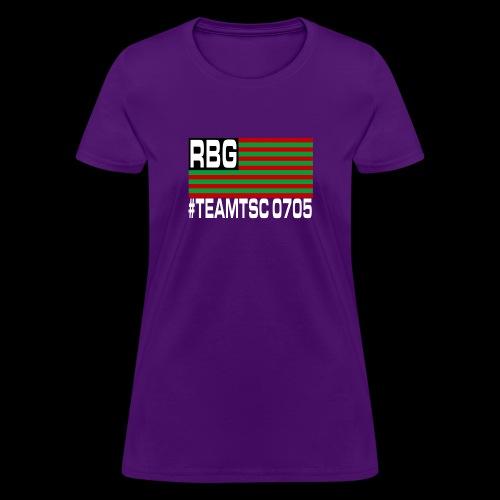 TeamTSC RBGFlag 2 - Women's T-Shirt