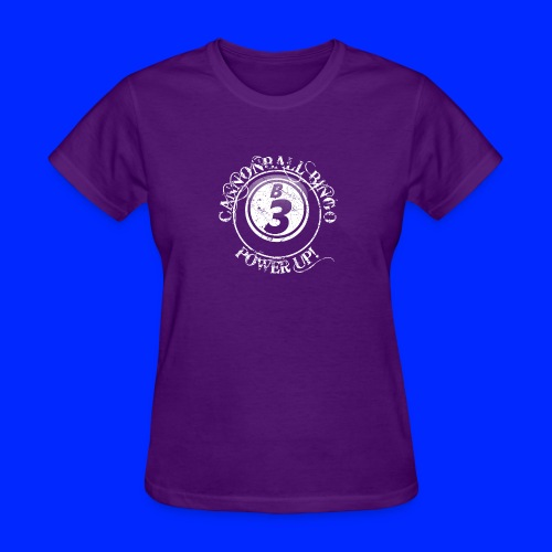 Vintage Cannonball Bingo Ball Tee - Women's T-Shirt