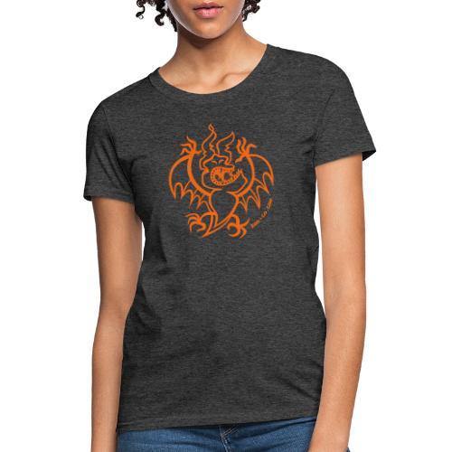 Scaring Bat - Women's T-Shirt