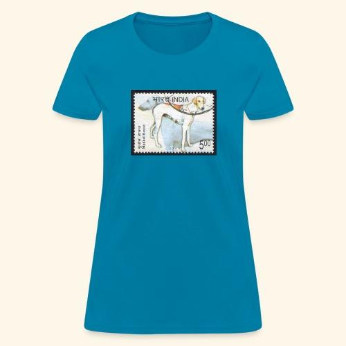 India - Mudhol Hound - Women's T-Shirt