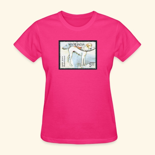 India - Mudhol Hound - Women's T-Shirt