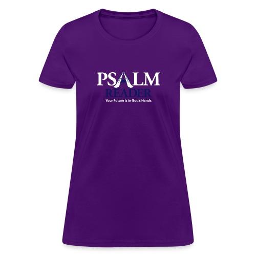 Psalm Reader - Women's T-Shirt