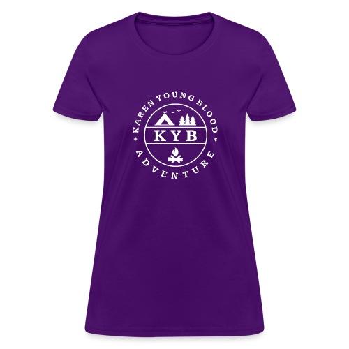 Karen young blood - Women's T-Shirt