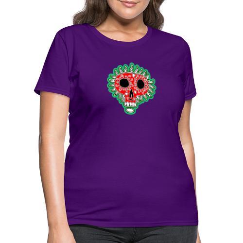 Happy Día de Muertos - Women's T-Shirt