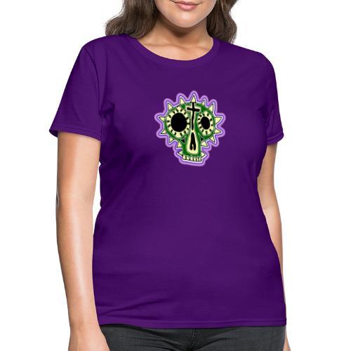 Hopey Día de Muertos - Women's T-Shirt