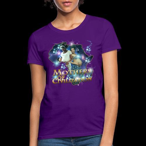 Mothers of Civilization - Women's T-Shirt