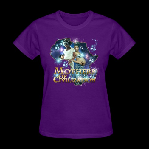 Mothers of Civilization - Women's T-Shirt