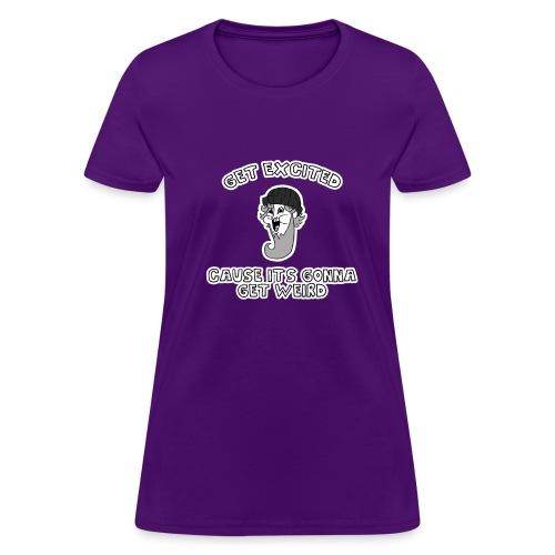 Colon Dwarf - Women's T-Shirt