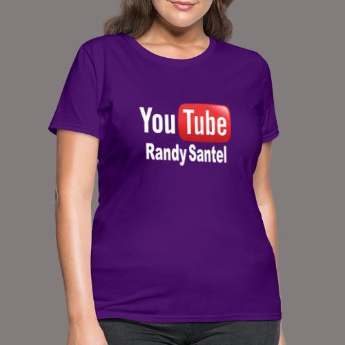 Randy Shirt PNG - Women's T-Shirt