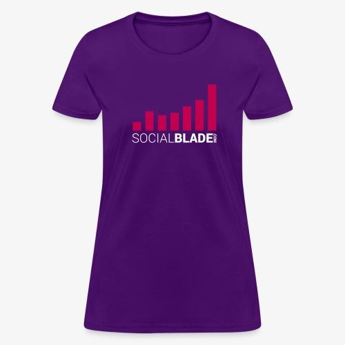 SocialBlade - Standard - Women's T-Shirt