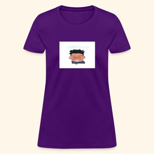 weiweigang logo edit - Women's T-Shirt