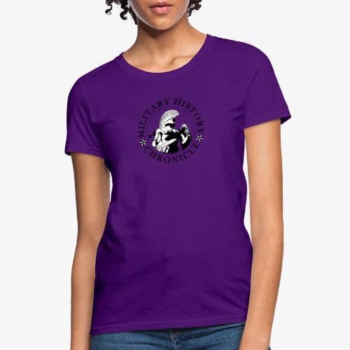 Military History Chronicle - Women's T-Shirt