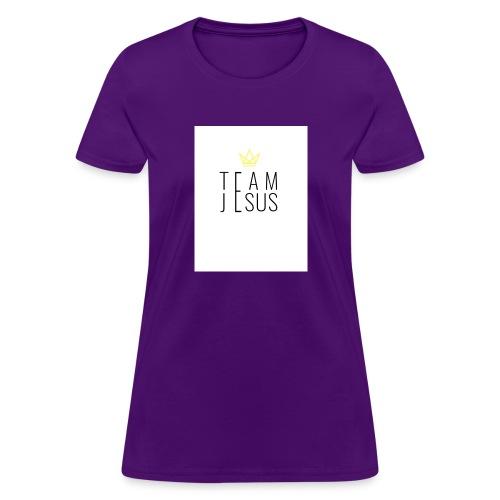 TEAM JESUS3 - Women's T-Shirt