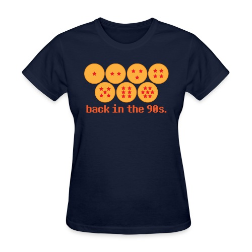 DBZ Shirt - Women's T-Shirt