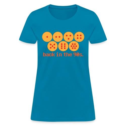 DBZ Shirt - Women's T-Shirt