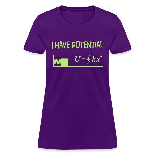 potential - Women's T-Shirt