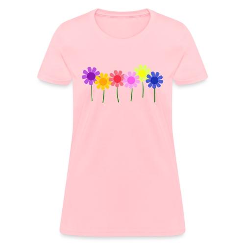 flowers 1 - Women's T-Shirt
