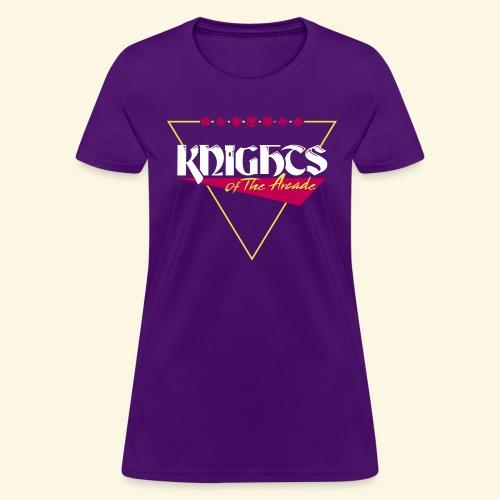 Knights 80s Logo - Women's T-Shirt