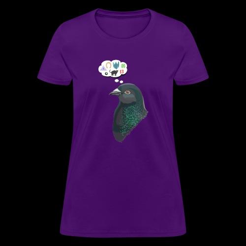 Skinner's Pigeon - Women's T-Shirt