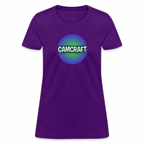 CamCraft Gaming - Women's T-Shirt