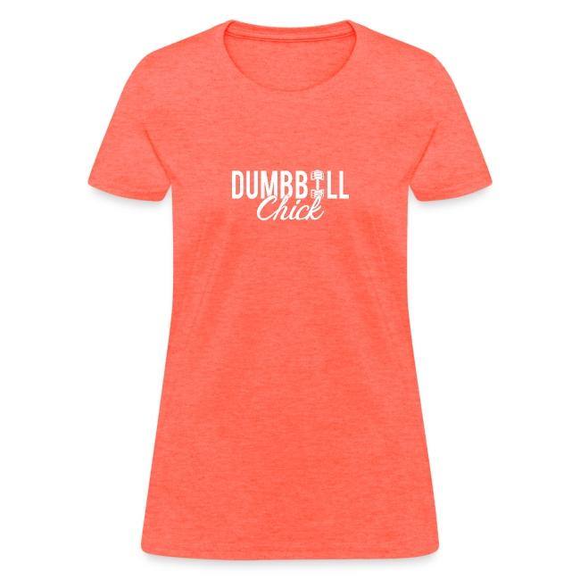 Dumbbell Fitness Chick