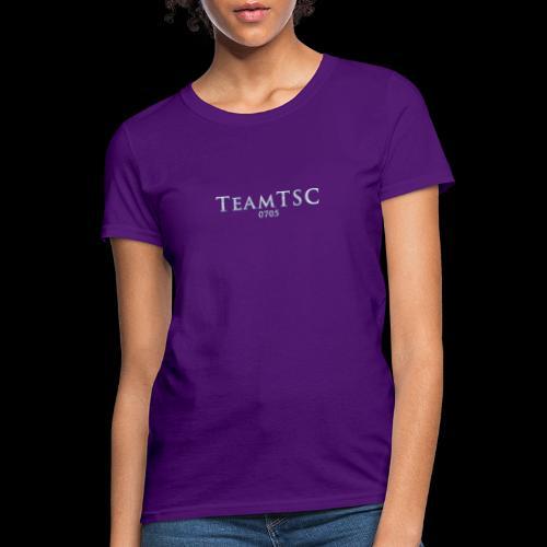 teamTSC Freeze - Women's T-Shirt