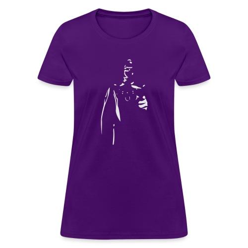 Rubber Man Wants You! - Women's T-Shirt