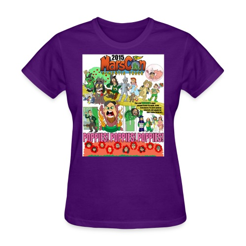 MarsCon 2015 t-shirt - Women's T-Shirt