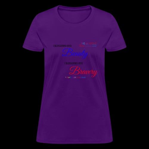 Blossom Bravery Merch - Women's T-Shirt