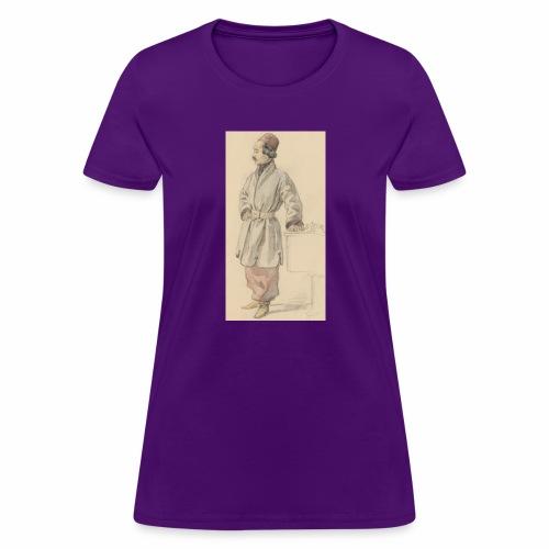 rs portrait sp 01 - Women's T-Shirt