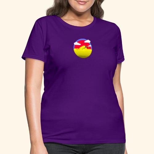 mango sweeming - Women's T-Shirt