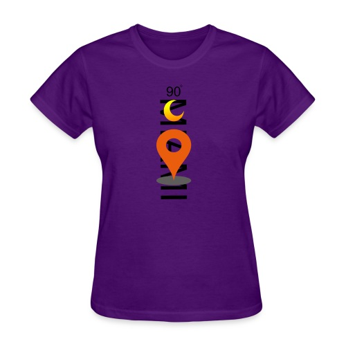 90 DEGREE MIAMI - Women's T-Shirt