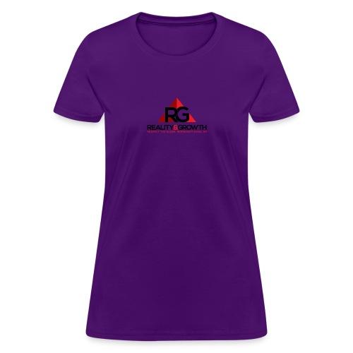 REALITY&GROWTH - Women's T-Shirt