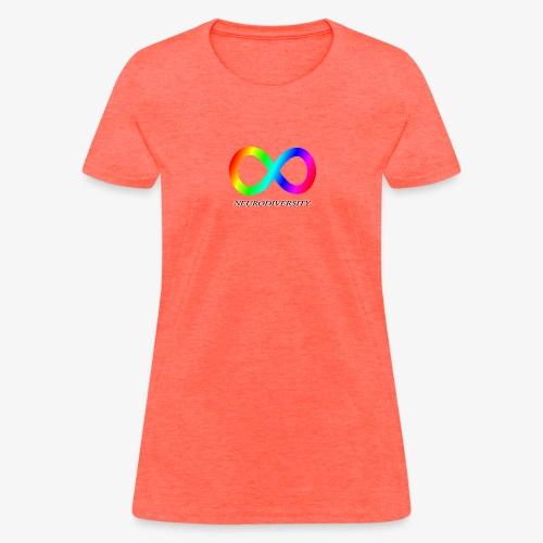 Neurodiversity - Women's T-Shirt