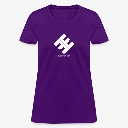 Everybody Eats Official Logo - Women's T-Shirt