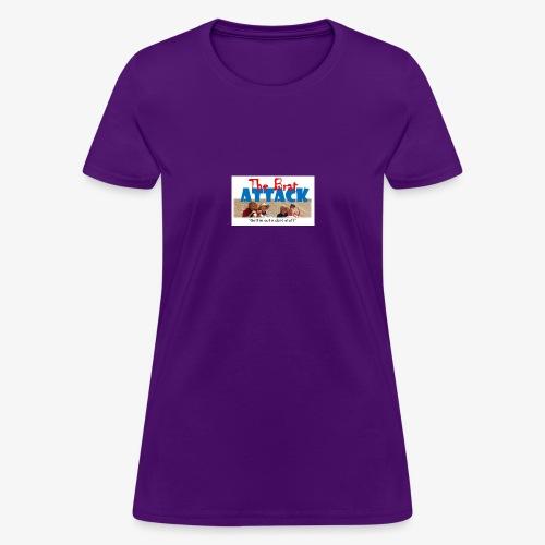 the brat attack - Original - Women's T-Shirt