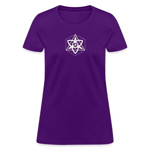 DarkZeta New Logo_AlphaHD - Women's T-Shirt