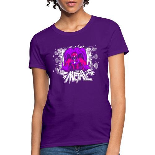 Magneto, Master of Metal - Women's T-Shirt