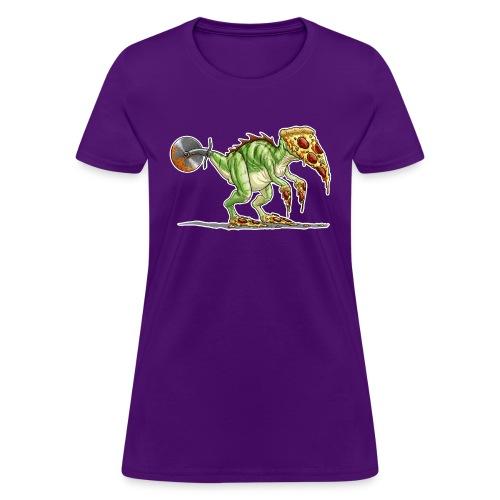 pizzasaurus - Women's T-Shirt