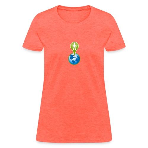 geo - Women's T-Shirt